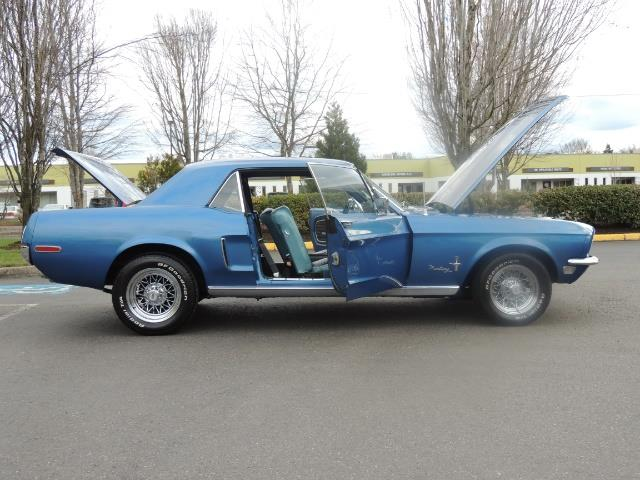 1968 Ford Mustang V8 / Restored / Excel Cond - Photo 28 - Portland, OR 97217