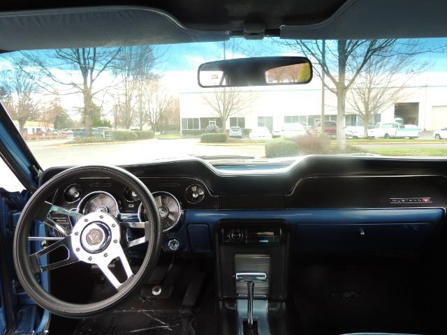 1968 Ford Mustang V8 / Restored / Excel Cond - Photo 38 - Portland, OR 97217