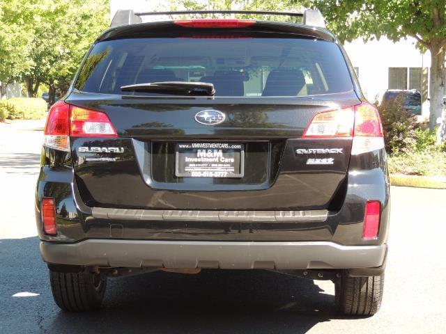 2012 Subaru Outback 2.5i Premium / AWD / HEATED SEATS / 1-Owner - Photo 47 - Portland, OR 97217