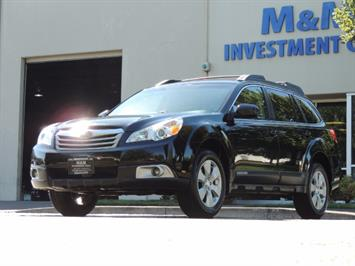 2012 Subaru Outback 2.5i Premium / AWD / HEATED SEATS / 1-Owner Wagon