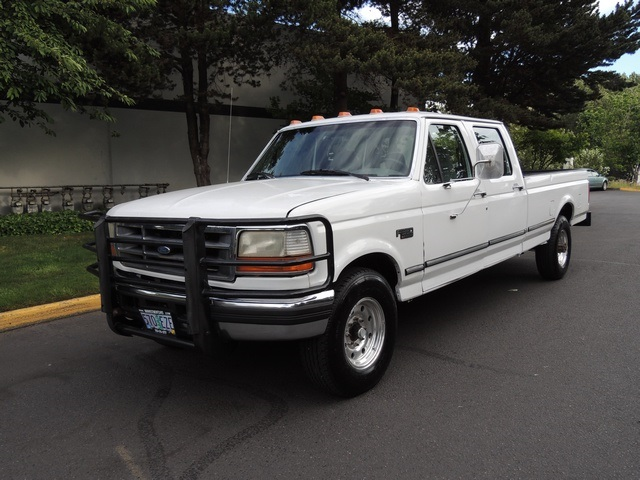 1995 Ford F-350 / 7.3 L DIESEL / 5-Speed Manual / 2wd / LongBed - Photo 32 - Portland, OR 97217