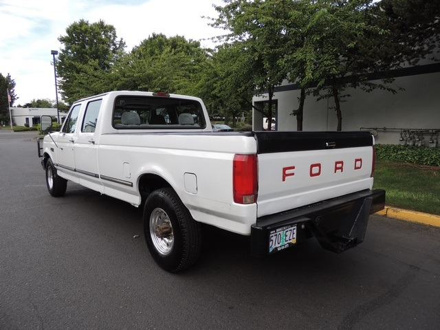 1995 Ford F-350 / 7.3 L DIESEL / 5-Speed Manual / 2wd / LongBed - Photo 7 - Portland, OR 97217