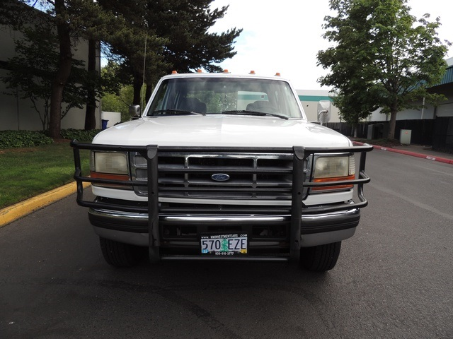 1995 Ford F-350 / 7.3 L DIESEL / 5-Speed Manual / 2wd / LongBed - Photo 5 - Portland, OR 97217