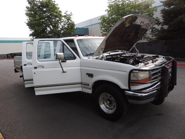 1995 Ford F-350 / 7.3 L DIESEL / 5-Speed Manual / 2wd / LongBed - Photo 10 - Portland, OR 97217