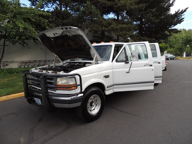 1995 Ford F-350 / 7.3 L DIESEL / 5-Speed Manual / 2wd / LongBed - Photo 9 - Portland, OR 97217
