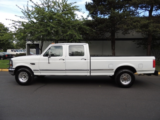 1995 Ford F-350 / 7.3 L DIESEL / 5-Speed Manual / 2wd / LongBed - Photo 3 - Portland, OR 97217