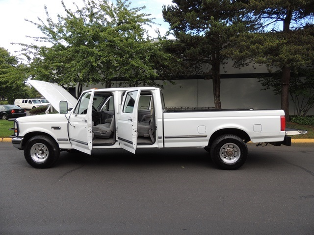 1995 Ford F-350 / 7.3 L DIESEL / 5-Speed Manual / 2wd / LongBed - Photo 11 - Portland, OR 97217