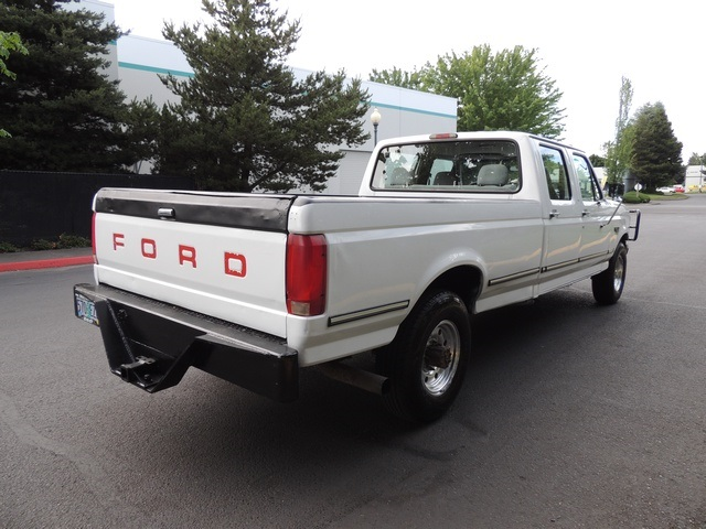 1995 Ford F-350 / 7.3 L DIESEL / 5-Speed Manual / 2wd / LongBed - Photo 8 - Portland, OR 97217