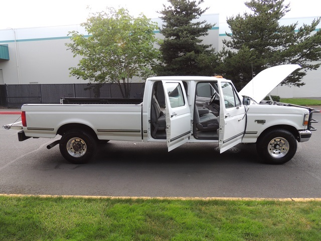 1995 Ford F-350 / 7.3 L DIESEL / 5-Speed Manual / 2wd / LongBed - Photo 12 - Portland, OR 97217