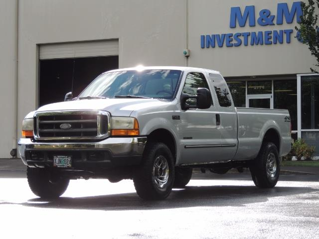 2000 Ford F-250 Super Duty XLT 4dr XLT / 4X4 / 7.3L DIESEL - Photo 47 - Portland, OR 97217