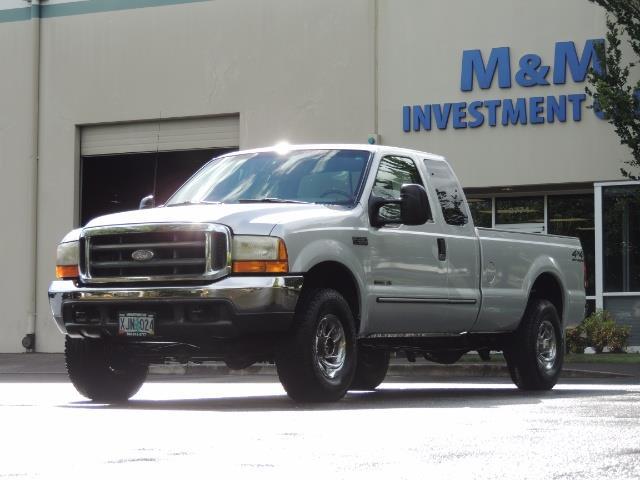 2000 Ford F-250 Super Duty XLT 4dr XLT / 4X4 / 7.3L DIESEL - Photo 49 - Portland, OR 97217