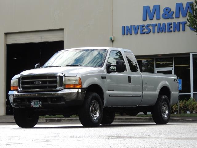 2000 Ford F-250 Super Duty XLT 4dr XLT / 4X4 / 7.3L DIESEL - Photo 42 - Portland, OR 97217