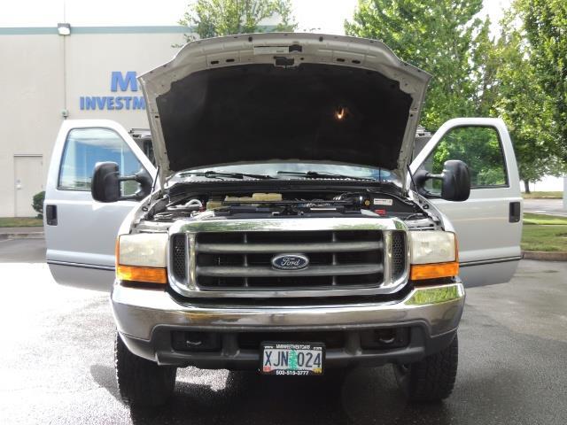 2000 Ford F-250 Super Duty XLT 4dr XLT / 4X4 / 7.3L DIESEL - Photo 31 - Portland, OR 97217