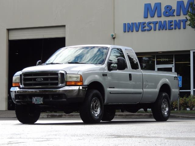 2000 Ford F-250 Super Duty XLT 4dr XLT / 4X4 / 7.3L DIESEL - Photo 41 - Portland, OR 97217