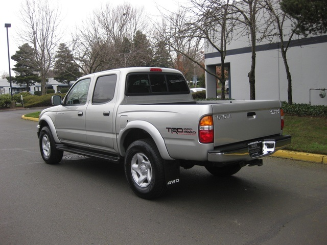 toyota tacoma 4 door 2004 limited autos post. Black Bedroom Furniture Sets. Home Design Ideas