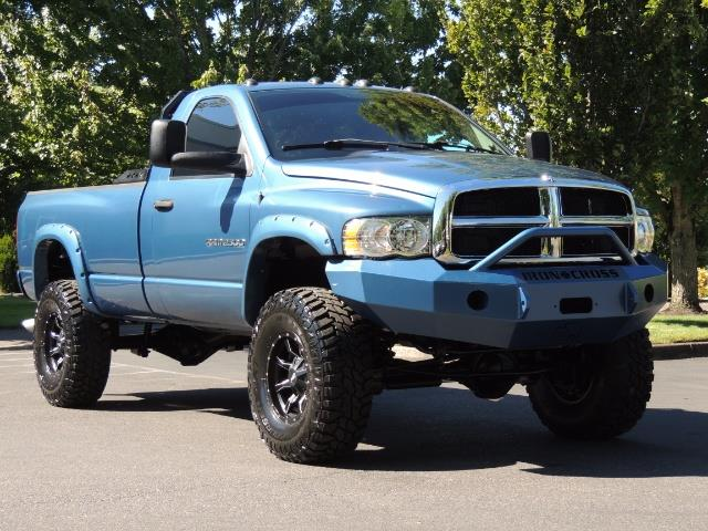 2004 Dodge Ram 2500 4X4 Long Bed / 5.9 L H.O DIESEL / 6-SPEED / LIFTED - Photo 2 - Portland, OR 97217
