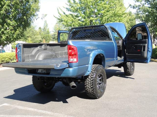 2004 Dodge Ram 2500 4X4 Long Bed / 5.9 L H.O DIESEL / 6-SPEED / LIFTED - Photo 28 - Portland, OR 97217