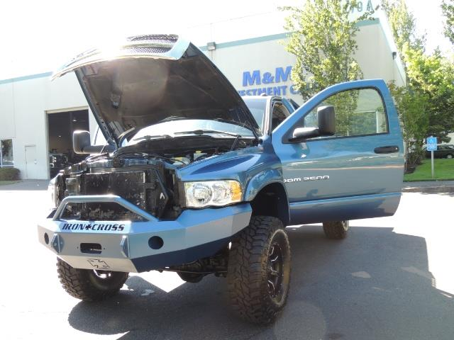 2004 Dodge Ram 2500 4X4 Long Bed / 5.9 L H.O DIESEL / 6-SPEED / LIFTED - Photo 32 - Portland, OR 97217