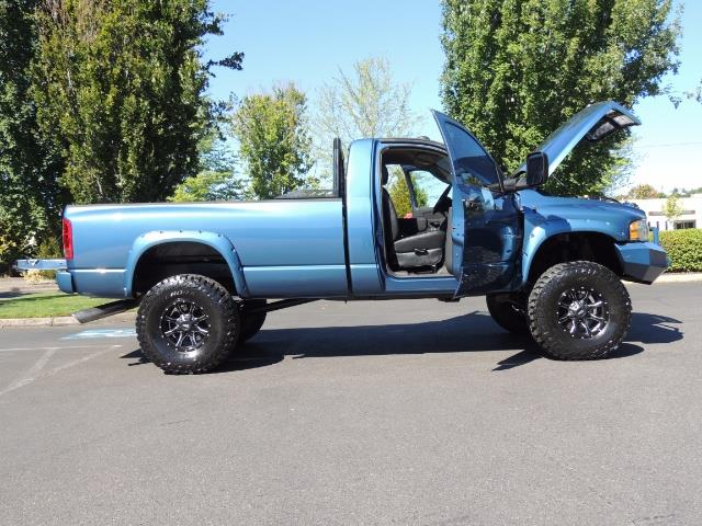 2004 Dodge Ram 2500 4X4 Long Bed / 5.9 L H.O DIESEL / 6-SPEED / LIFTED - Photo 22 - Portland, OR 97217