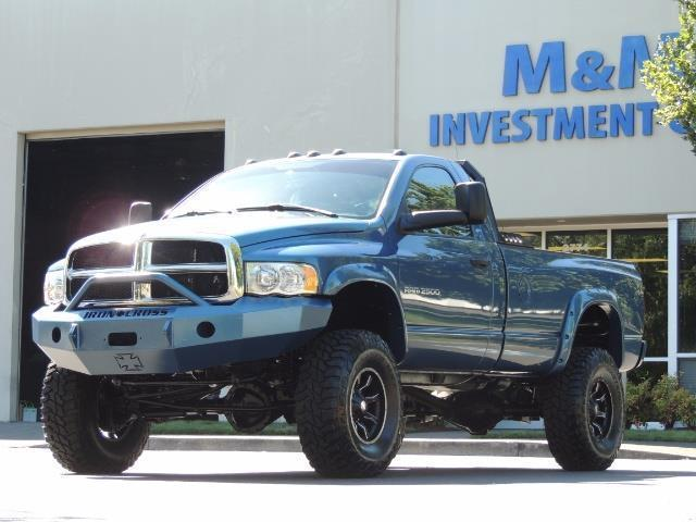 2004 Dodge Ram 2500 4X4 Long Bed / 5.9 L H.O DIESEL / 6-SPEED / LIFTED - Photo 38 - Portland, OR 97217