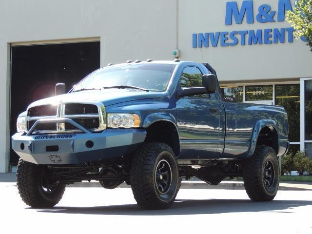 2004 Dodge Ram 2500 4X4 Long Bed / 5.9 L H.O DIESEL / 6-SPEED / LIFTED - Photo 40 - Portland, OR 97217