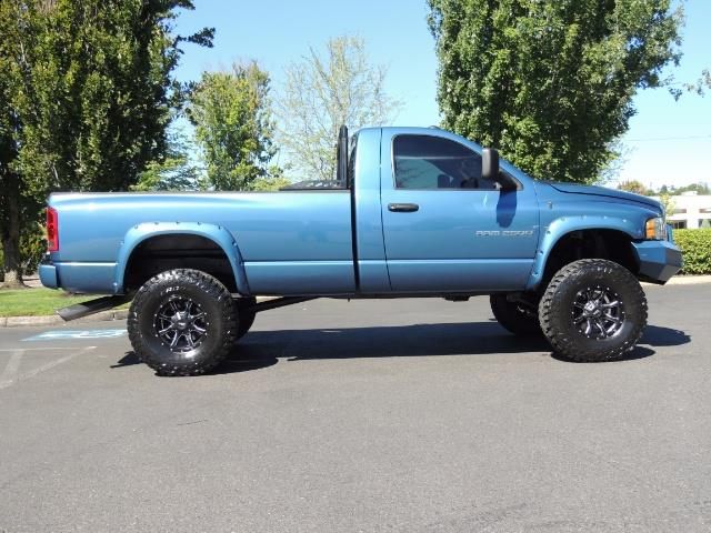 2004 Dodge Ram 2500 4X4 Long Bed / 5.9 L H.O DIESEL / 6-SPEED / LIFTED - Photo 4 - Portland, OR 97217