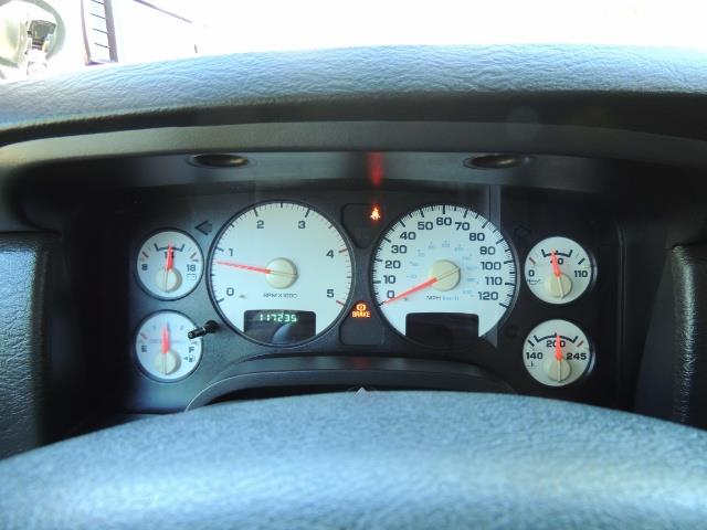 2004 Dodge Ram 2500 4X4 Long Bed / 5.9 L H.O DIESEL / 6-SPEED / LIFTED - Photo 34 - Portland, OR 97217
