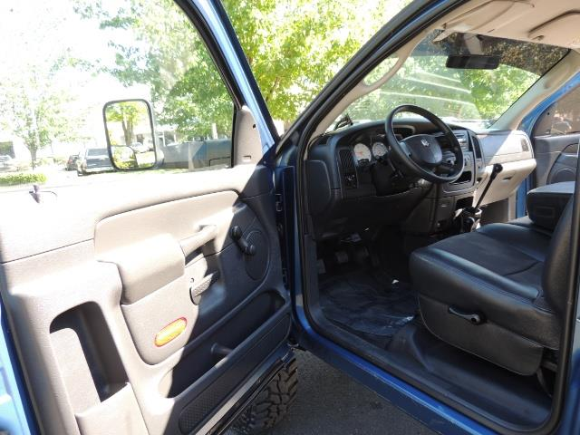 2004 Dodge Ram 2500 4X4 Long Bed / 5.9 L H.O DIESEL / 6-SPEED / LIFTED - Photo 14 - Portland, OR 97217