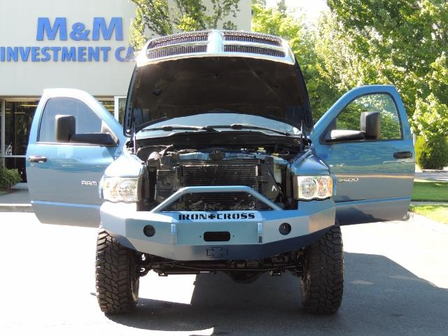 2004 Dodge Ram 2500 4X4 Long Bed / 5.9 L H.O DIESEL / 6-SPEED / LIFTED - Photo 30 - Portland, OR 97217