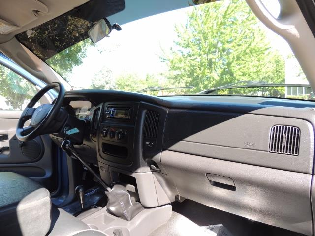 2004 Dodge Ram 2500 4X4 Long Bed / 5.9 L H.O DIESEL / 6-SPEED / LIFTED - Photo 17 - Portland, OR 97217