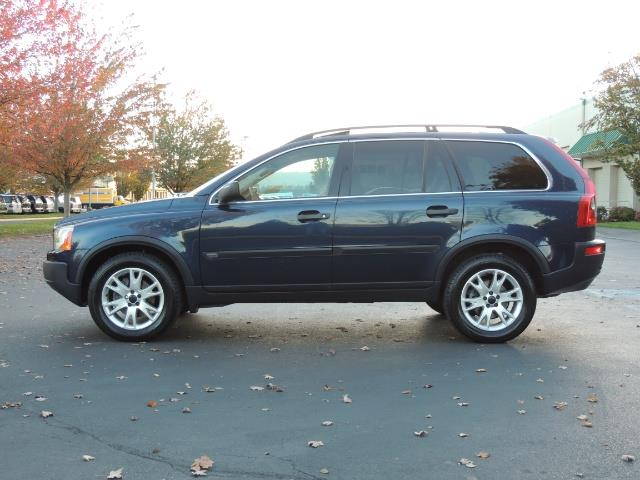 2004 volvo xc90 t6 awd 6 cyl twin turbo 3rd seat 108k miles. Black Bedroom Furniture Sets. Home Design Ideas
