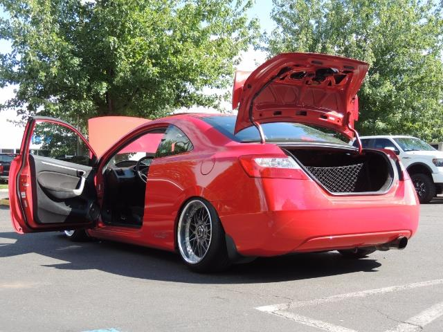2008 Honda Civic Si Coupe 6 Speed Manual / WHEELS EXHAUST / LOWERED - Photo 11 - Portland, OR 97217