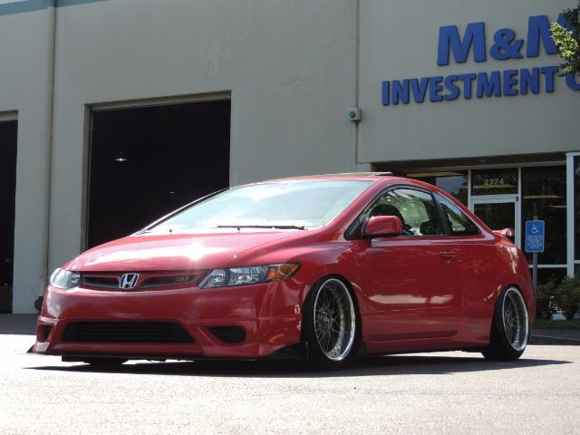 2008 Honda Civic Si Coupe 6 Speed Manual / WHEELS EXHAUST / LOWERED - Photo 19 - Portland, OR 97217