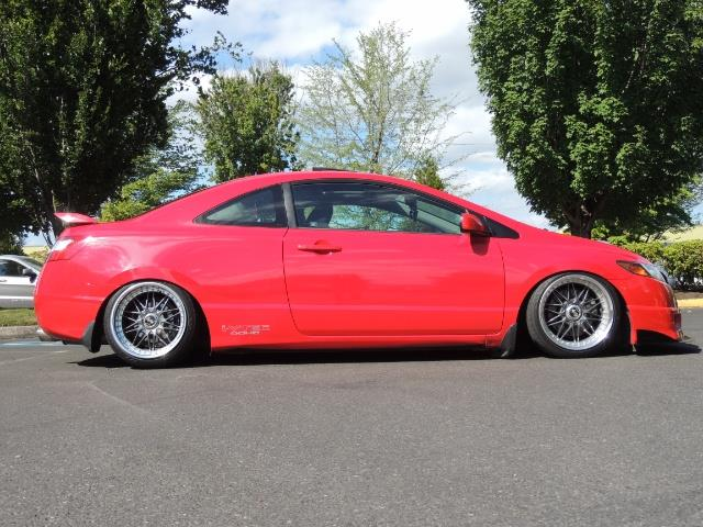 2008 Honda Civic Si Coupe 6 Speed Manual / WHEELS EXHAUST / LOWERED - Photo 3 - Portland, OR 97217