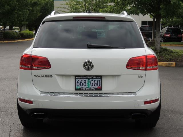 2013 Volkswagen Touareg VR6 Lux / AWD / Sport Utility / Excel Cond - Photo 6 - Portland, OR 97217