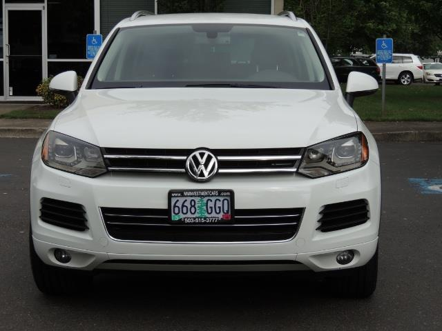 2013 Volkswagen Touareg VR6 Lux / AWD / Sport Utility / Excel Cond - Photo 5 - Portland, OR 97217