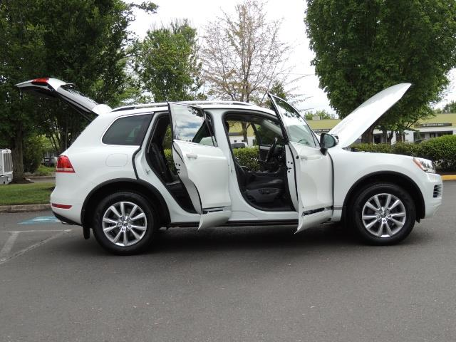 2013 Volkswagen Touareg VR6 Lux / AWD / Sport Utility / Excel Cond - Photo 30 - Portland, OR 97217