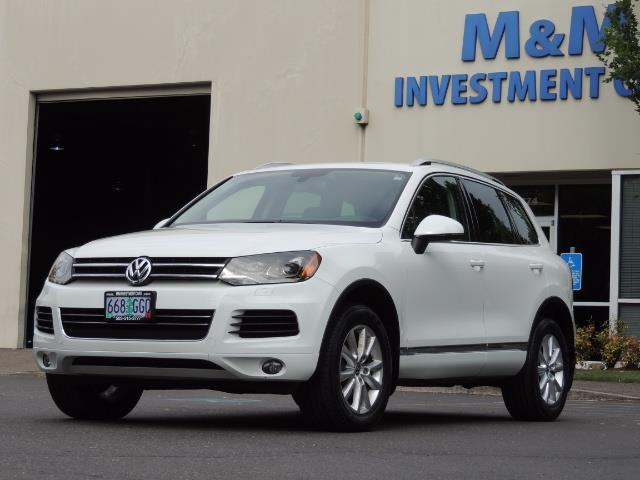 2013 Volkswagen Touareg VR6 Lux / AWD / Sport Utility / Excel Cond - Photo 34 - Portland, OR 97217