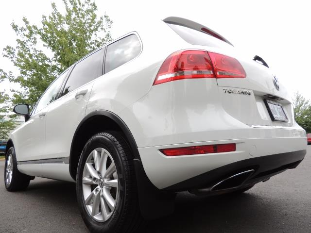 2013 Volkswagen Touareg VR6 Lux / AWD / Sport Utility / Excel Cond - Photo 12 - Portland, OR 97217