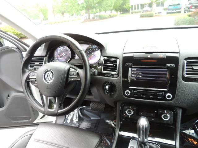 2013 Volkswagen Touareg VR6 Lux / AWD / Sport Utility / Excel Cond - Photo 20 - Portland, OR 97217