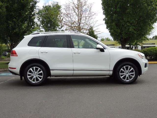 2013 Volkswagen Touareg VR6 Lux / AWD / Sport Utility / Excel Cond - Photo 4 - Portland, OR 97217
