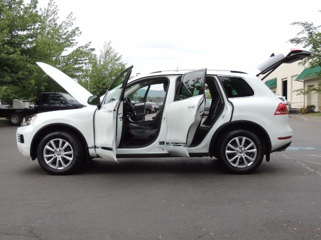 2013 Volkswagen Touareg VR6 Lux / AWD / Sport Utility / Excel Cond - Photo 26 - Portland, OR 97217