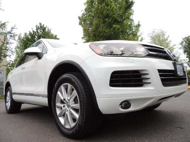 2013 Volkswagen Touareg VR6 Lux / AWD / Sport Utility / Excel Cond - Photo 10 - Portland, OR 97217