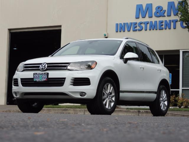 2013 Volkswagen Touareg VR6 Lux / AWD / Sport Utility / Excel Cond - Photo 43 - Portland, OR 97217
