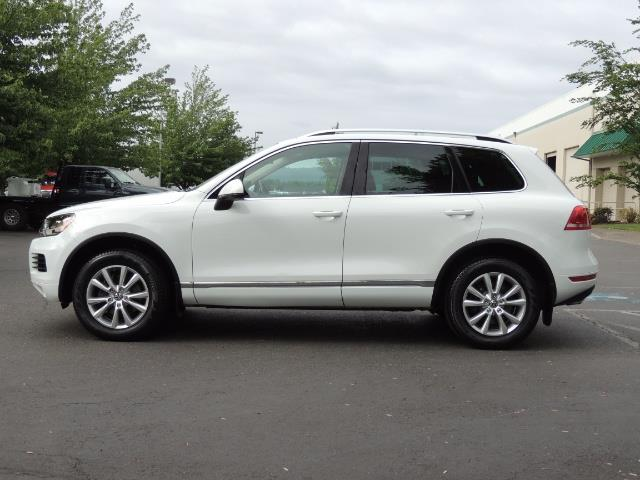 2013 Volkswagen Touareg VR6 Lux / AWD / Sport Utility / Excel Cond - Photo 3 - Portland, OR 97217
