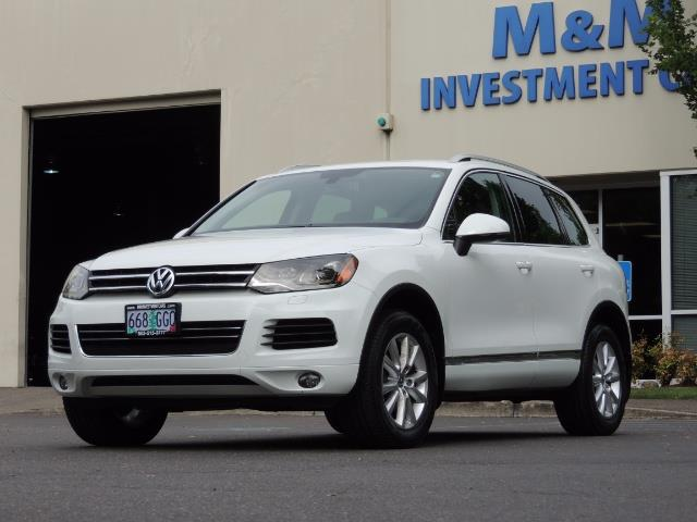 2013 Volkswagen Touareg VR6 Lux / AWD / Sport Utility / Excel Cond - Photo 44 - Portland, OR 97217