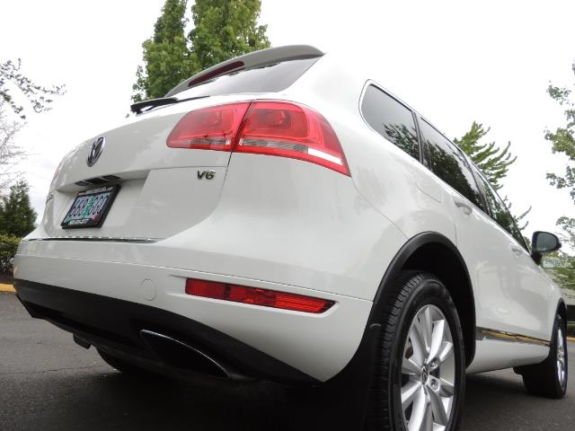 2013 Volkswagen Touareg VR6 Lux / AWD / Sport Utility / Excel Cond - Photo 11 - Portland, OR 97217
