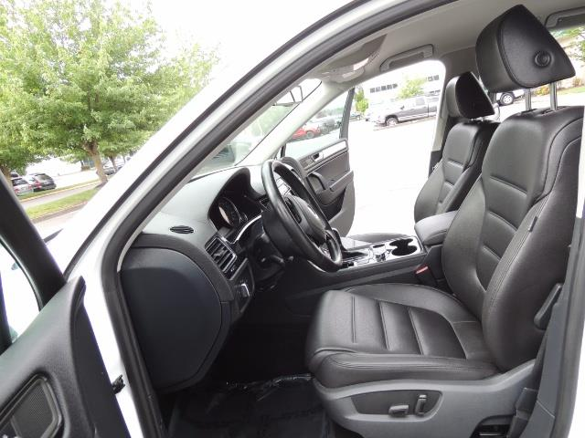 2013 Volkswagen Touareg VR6 Lux / AWD / Sport Utility / Excel Cond - Photo 14 - Portland, OR 97217