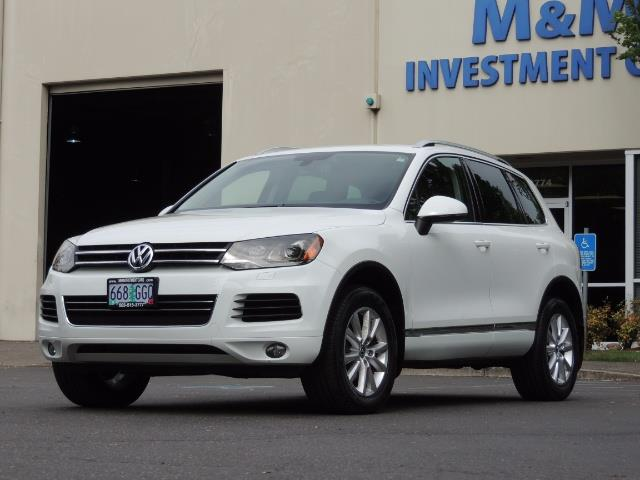 2013 Volkswagen Touareg VR6 Lux / AWD / Sport Utility / Excel Cond - Photo 1 - Portland, OR 97217