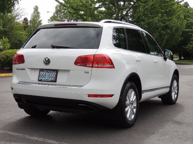 2013 Volkswagen Touareg VR6 Lux / AWD / Sport Utility / Excel Cond - Photo 8 - Portland, OR 97217
